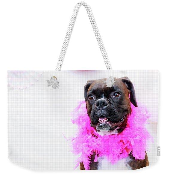 Nova Weekender Tote Bag