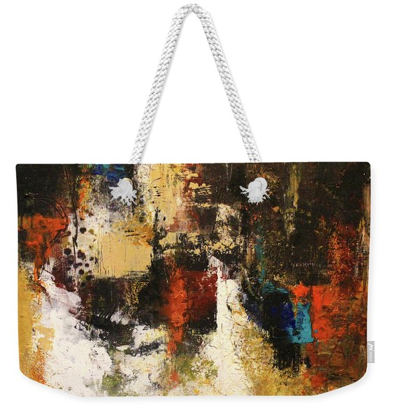 November Evening 1 Weekender Tote Bag