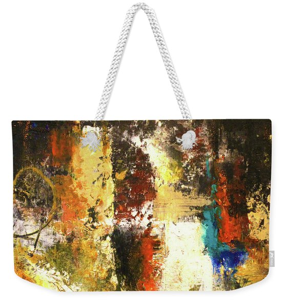 November Evening 2 Weekender Tote Bag