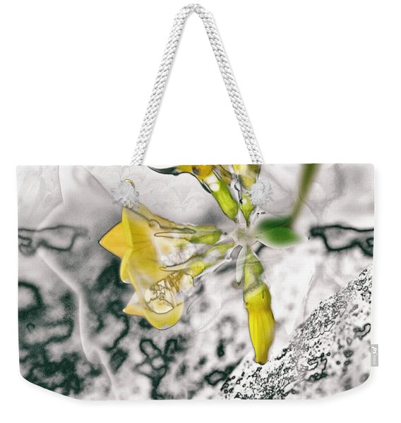 Now Where Were/are We? Weekender Tote Bag