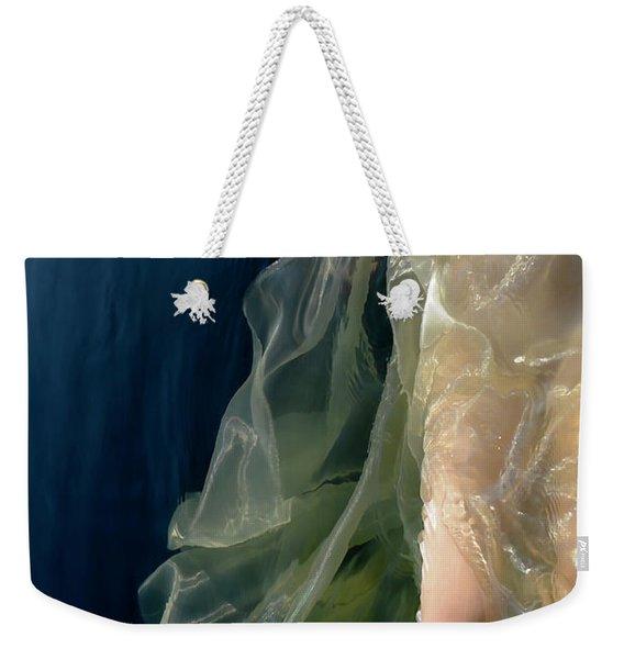 Damselfly Weekender Tote Bag