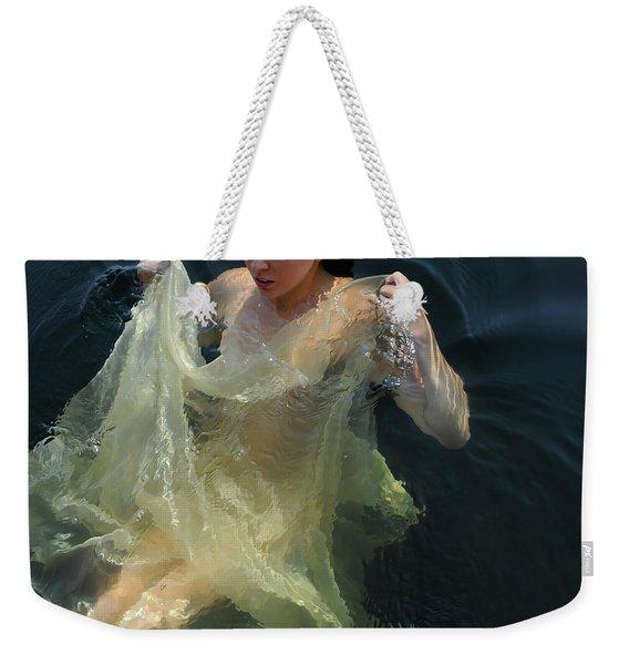 Celestial Motion Weekender Tote Bag