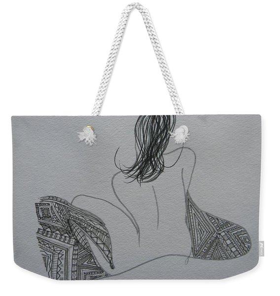Nude II Weekender Tote Bag