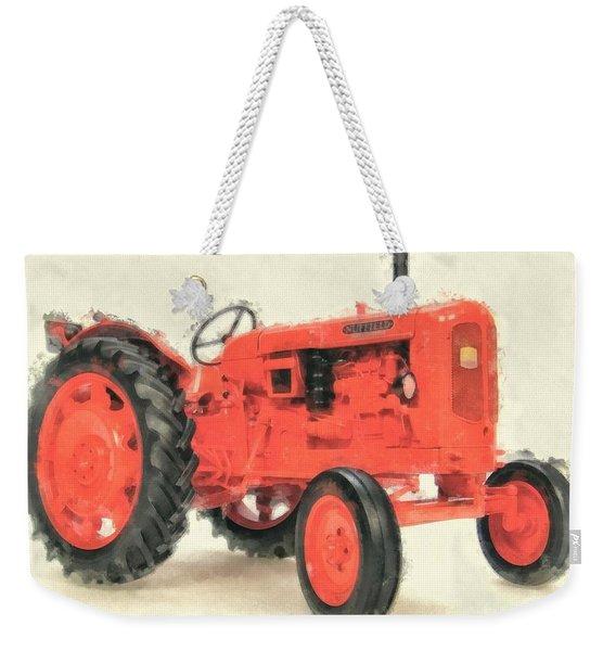 Nuffield Tractor Weekender Tote Bag