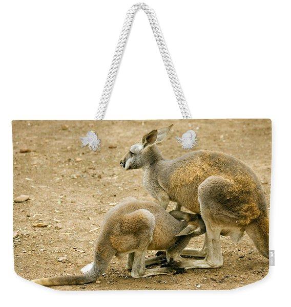 Nursing Time Weekender Tote Bag