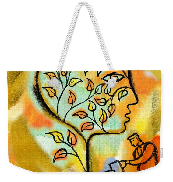 Nurturing And Caring Weekender Tote Bag