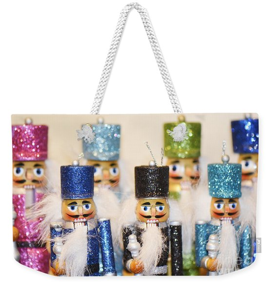 Nutcracker March Weekender Tote Bag