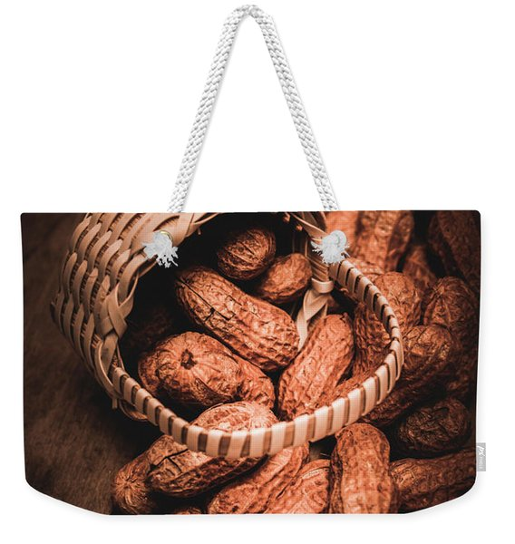 Nuts Still Life Food Photography Weekender Tote Bag