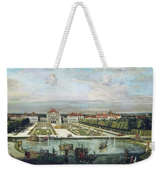 Nymphenburg Palace, Munich Weekender Tote Bag
