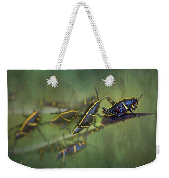 Nymphs Weekender Tote Bag
