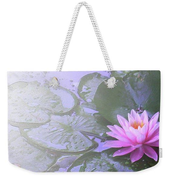 Nz Lily Weekender Tote Bag