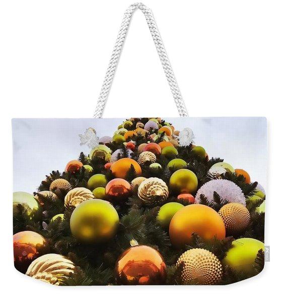 O Christmas Tree Weekender Tote Bag
