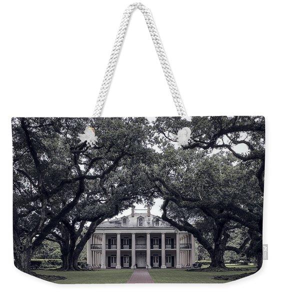 Oak Alley Plantation - Louisiana Weekender Tote Bag