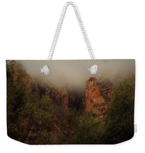 Oak Creek Canyon Arizona Weekender Tote Bag