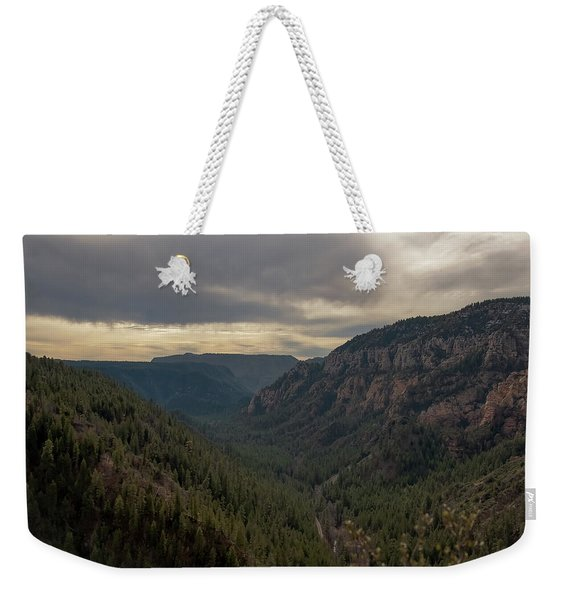 Oak Creek Canyon Weekender Tote Bag