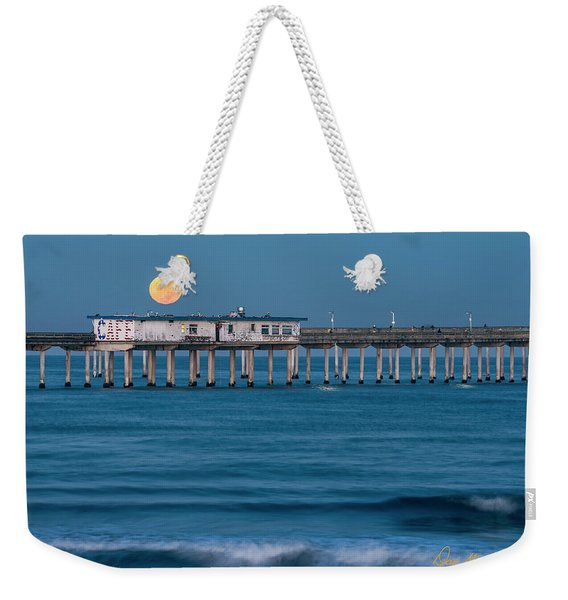 O B Morning Weekender Tote Bag