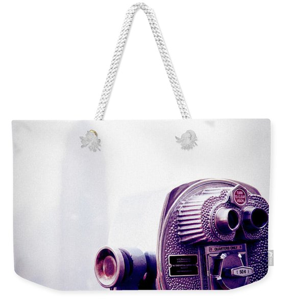 Observation Weekender Tote Bag