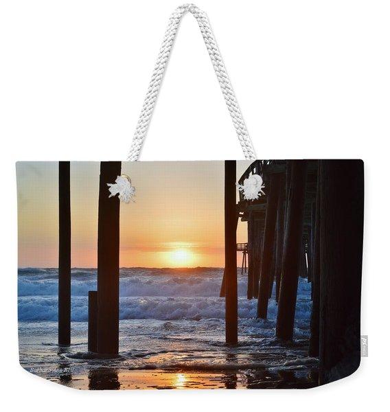 Obx Sunrise 6/18/16 Weekender Tote Bag