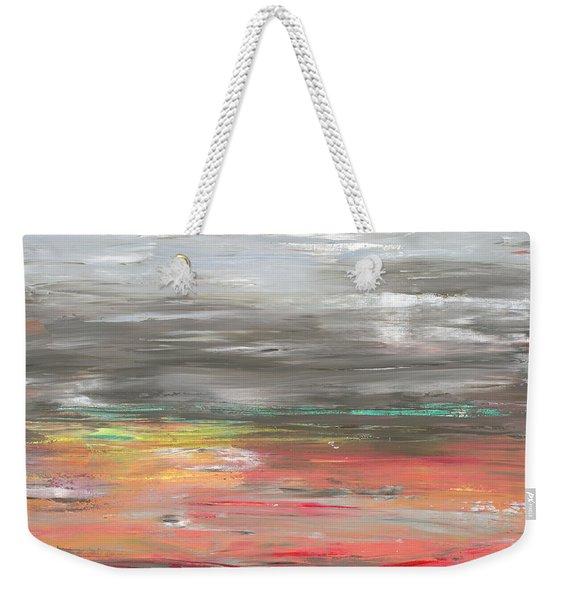 Occationally Unafraid Weekender Tote Bag