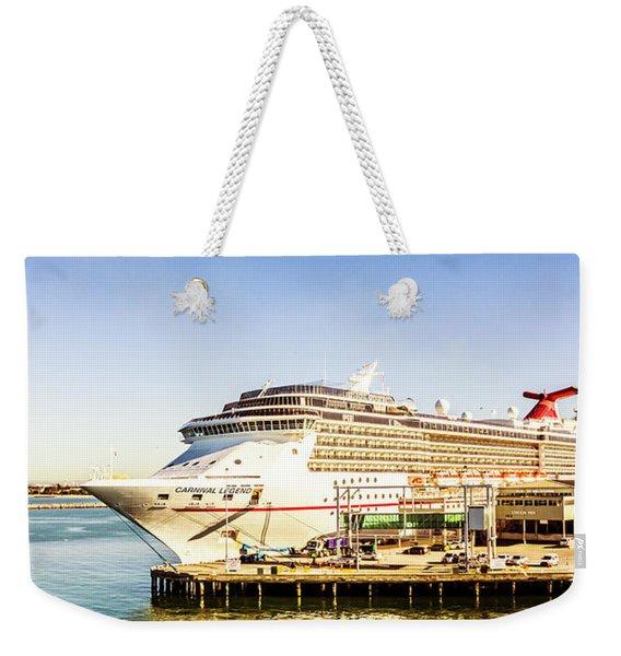 Ocean Adventure Weekender Tote Bag