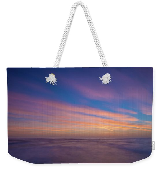 Ocean And Beyond Weekender Tote Bag
