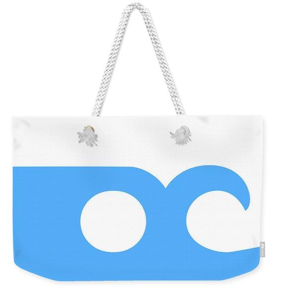 Ocean City Md Flag Weekender Tote Bag
