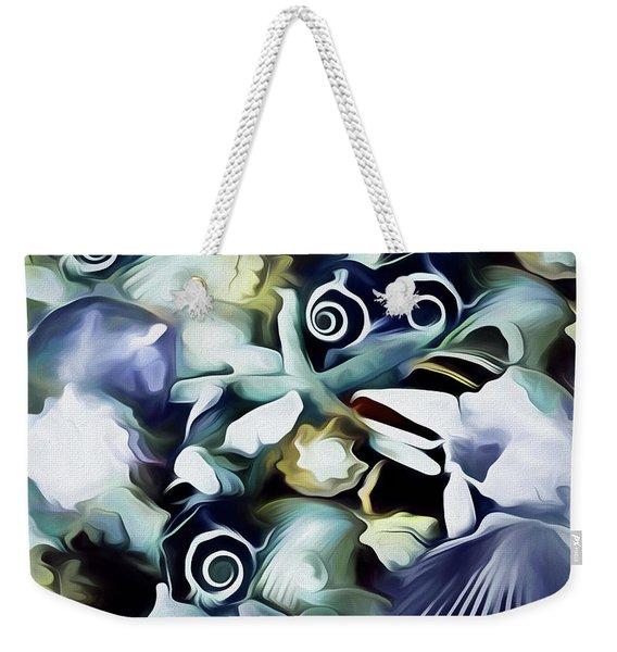 Ocean Gems 21 Weekender Tote Bag