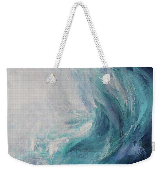 Ocean Song Weekender Tote Bag