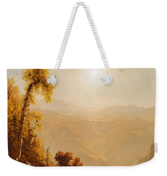 October In The Catskills Weekender Tote Bag
