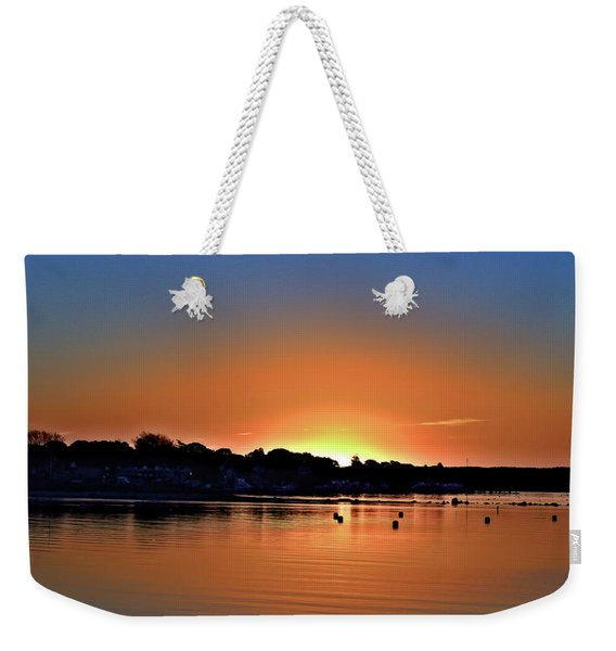 October Morning Weekender Tote Bag