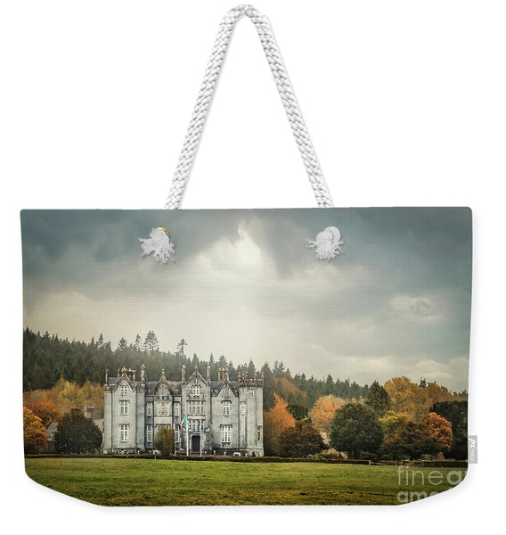 October's Embrace Weekender Tote Bag
