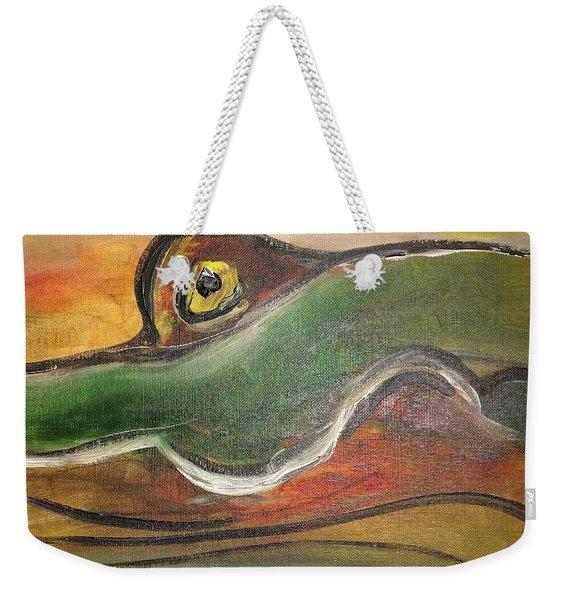 Octopussy Weekender Tote Bag