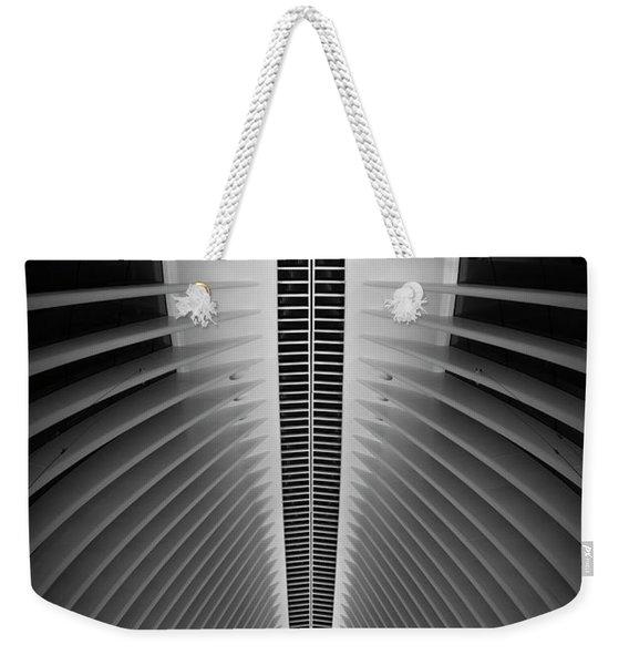 Oculus Spine  Weekender Tote Bag