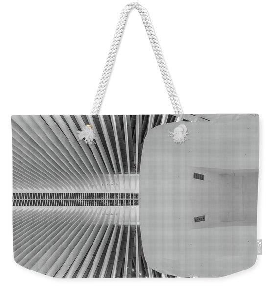 Oculus Station New York 8 Weekender Tote Bag