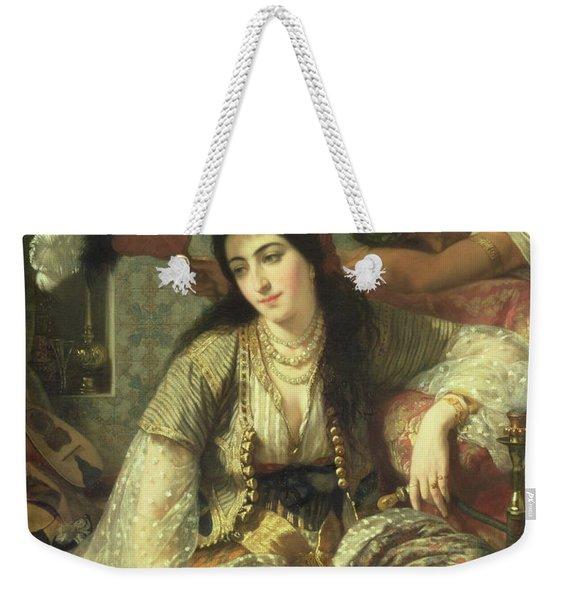 Odalisque Weekender Tote Bag