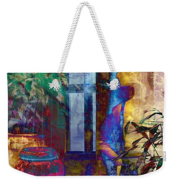 Ode On Another Urn Weekender Tote Bag