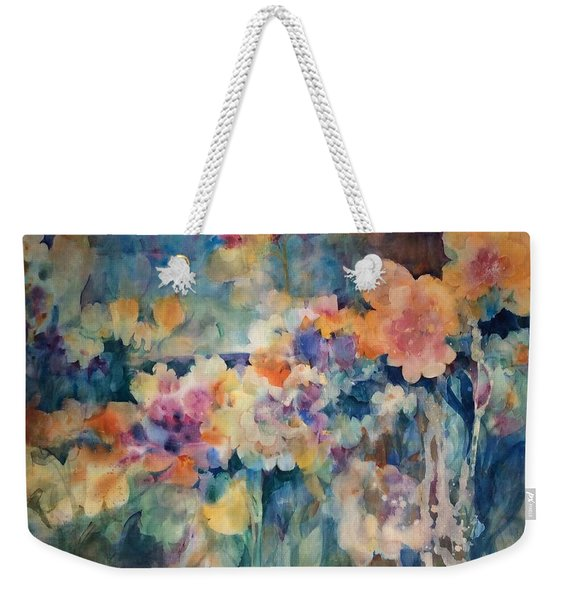 Ode To Spring Weekender Tote Bag