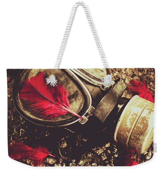 Ode To The Fallen Weekender Tote Bag
