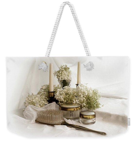 Of Days Past Weekender Tote Bag