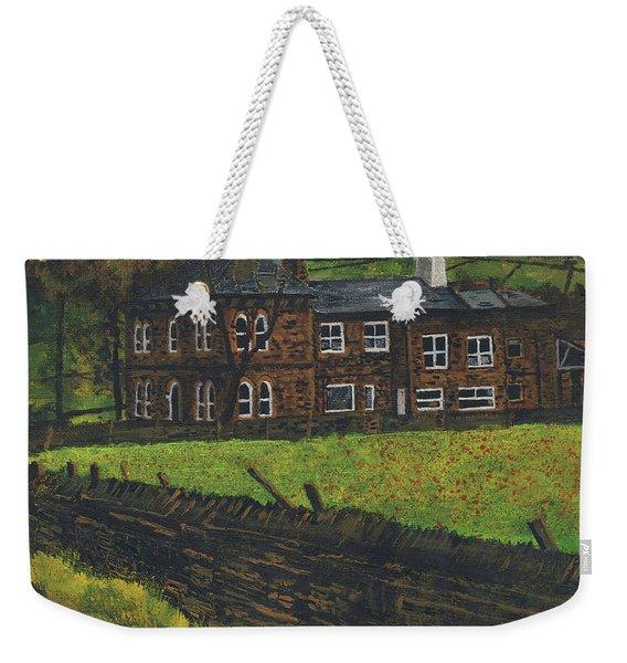 Off Hossock's Lane Weekender Tote Bag