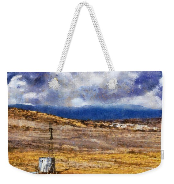 Off The Beaten Path I Weekender Tote Bag