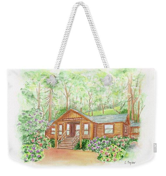 Office In The Park Weekender Tote Bag