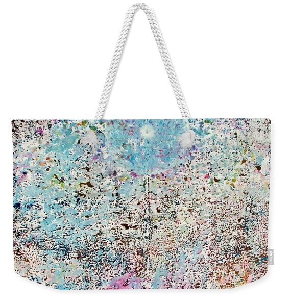 15-offspring While I Was On The Path To Perfection 15 Weekender Tote Bag