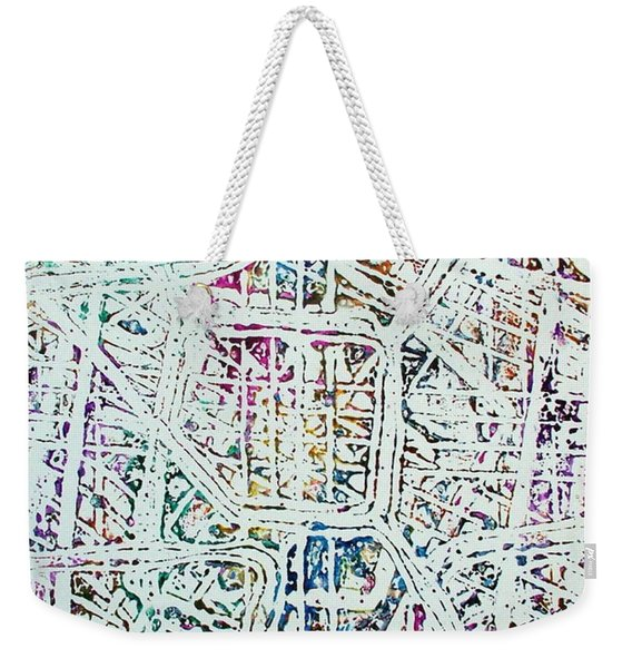 16-offspring While I Was On The Path To Perfection 16 Weekender Tote Bag