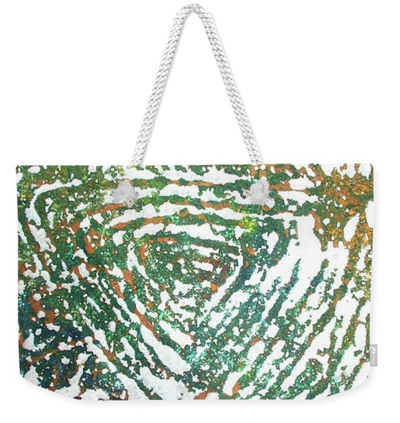 17-offspring While I Was On The Path To Perfection 17 Weekender Tote Bag