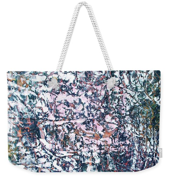 18-offspring While I Was On The Path To Perfection 18 Weekender Tote Bag