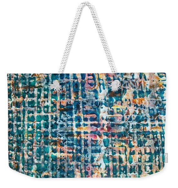 21-offspring While I Was On The Path To Perfection 21 Weekender Tote Bag