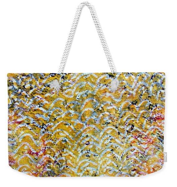 26-offspring While I Was On The Path To Perfection 26 Weekender Tote Bag
