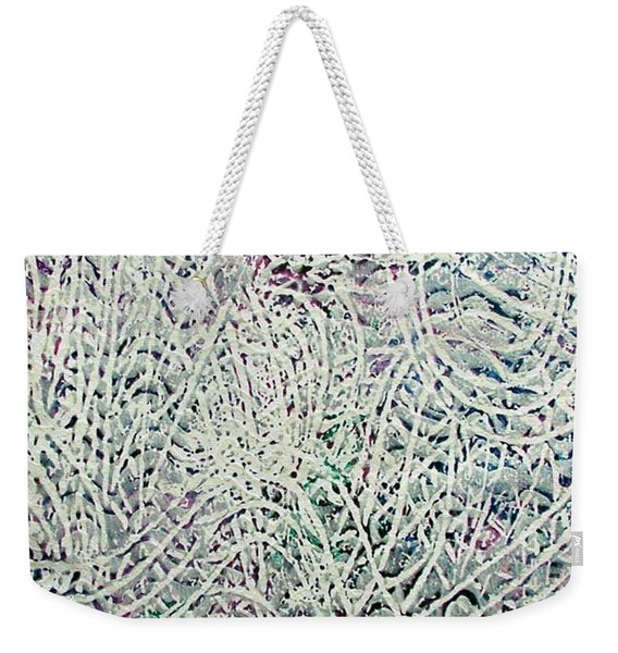 28-offspring While I Was On The Path To Perfection 28 Weekender Tote Bag