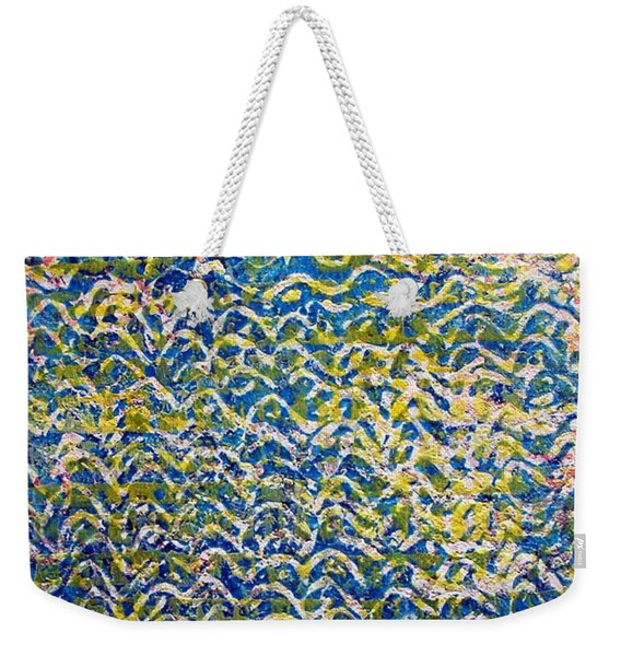 33-offspring While I Was On The Path To Perfection 33 Weekender Tote Bag